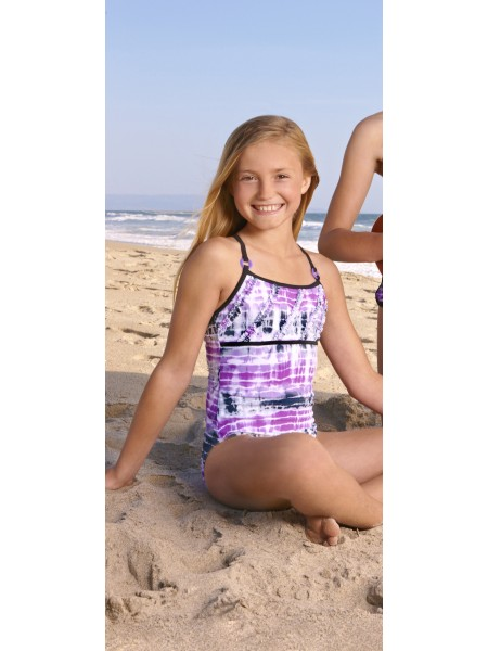 Gossip Girl  Boheme  Girls One Piece Swimsuit  age 14