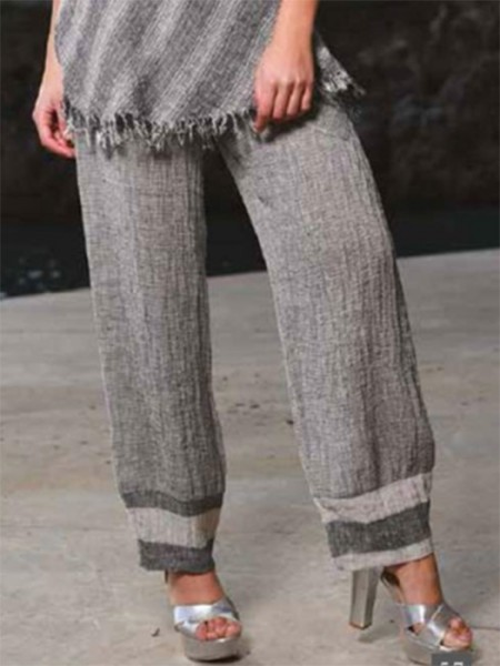 Pants - Pantalone Fico Available in Small and Large