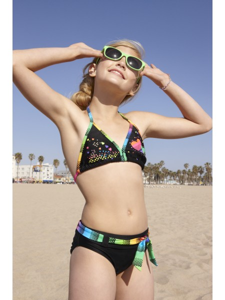 Gossip Girl  2 x piece swimsuit  for 14 - 16 year old.