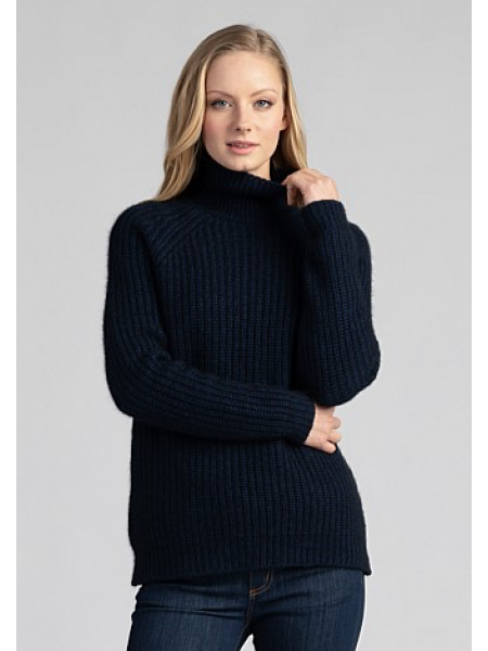 SWEATER/ jumper - Untouched World New Zealand Verve Chunky roll neck