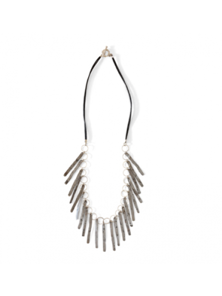 LONG SNARE NECKLACE BY MULBERRY MONGOOSE