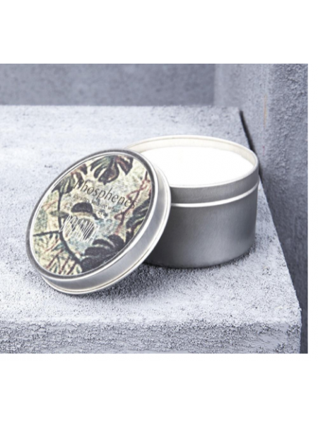 Inartisan Tin Hand poured Soy Candles