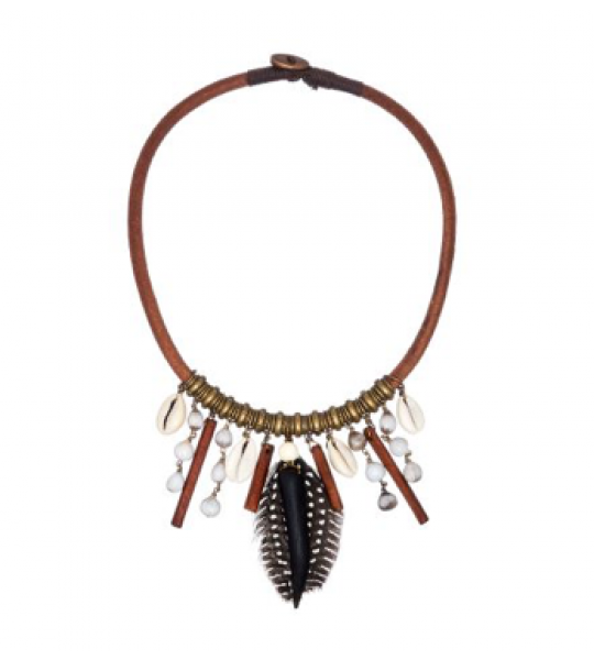 African bush choker by Mulberry Mongoose