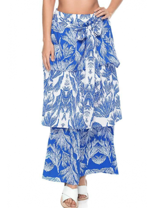 Phax Maxi long Skirt - Beyond Blue 2020 collection