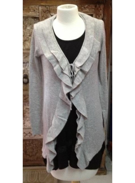 Soft knit Cardi by Brave+True