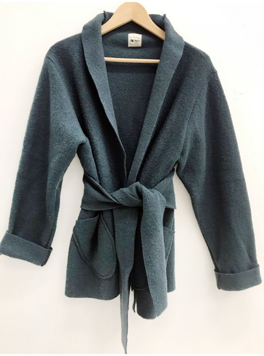GIGLIO WOOL JACKET BY LA BOTTEGA DI BRUNELLA