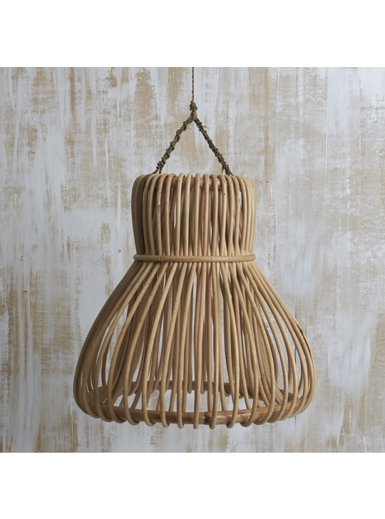 Handwoven Lighting from Java